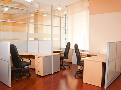 Contract Office Furniture Supplier